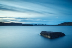 Loch Assynt rock