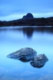 Loch Druim rocks