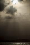 Storm sunburst