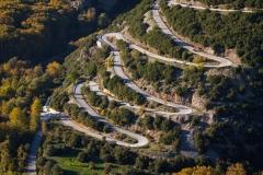 The road to Papigo