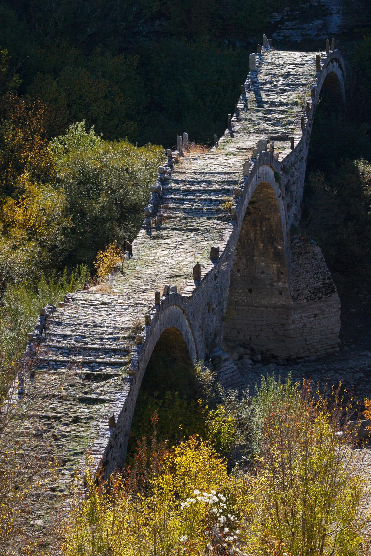 Three arched bridge