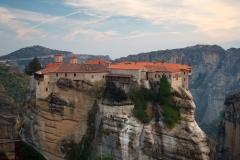 Large monastery