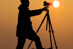 Uist sunset photography (photo by Dimitri Vasileiou)