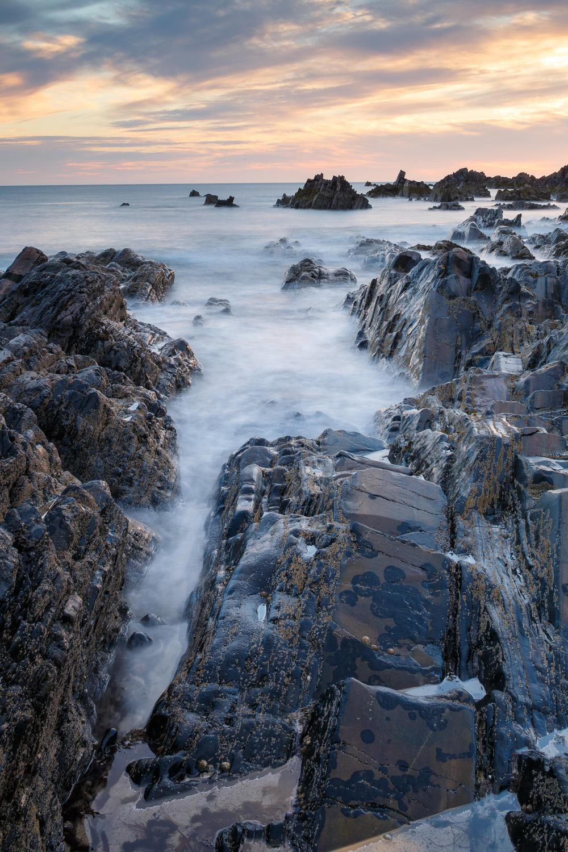 Cullen Bay sunrise