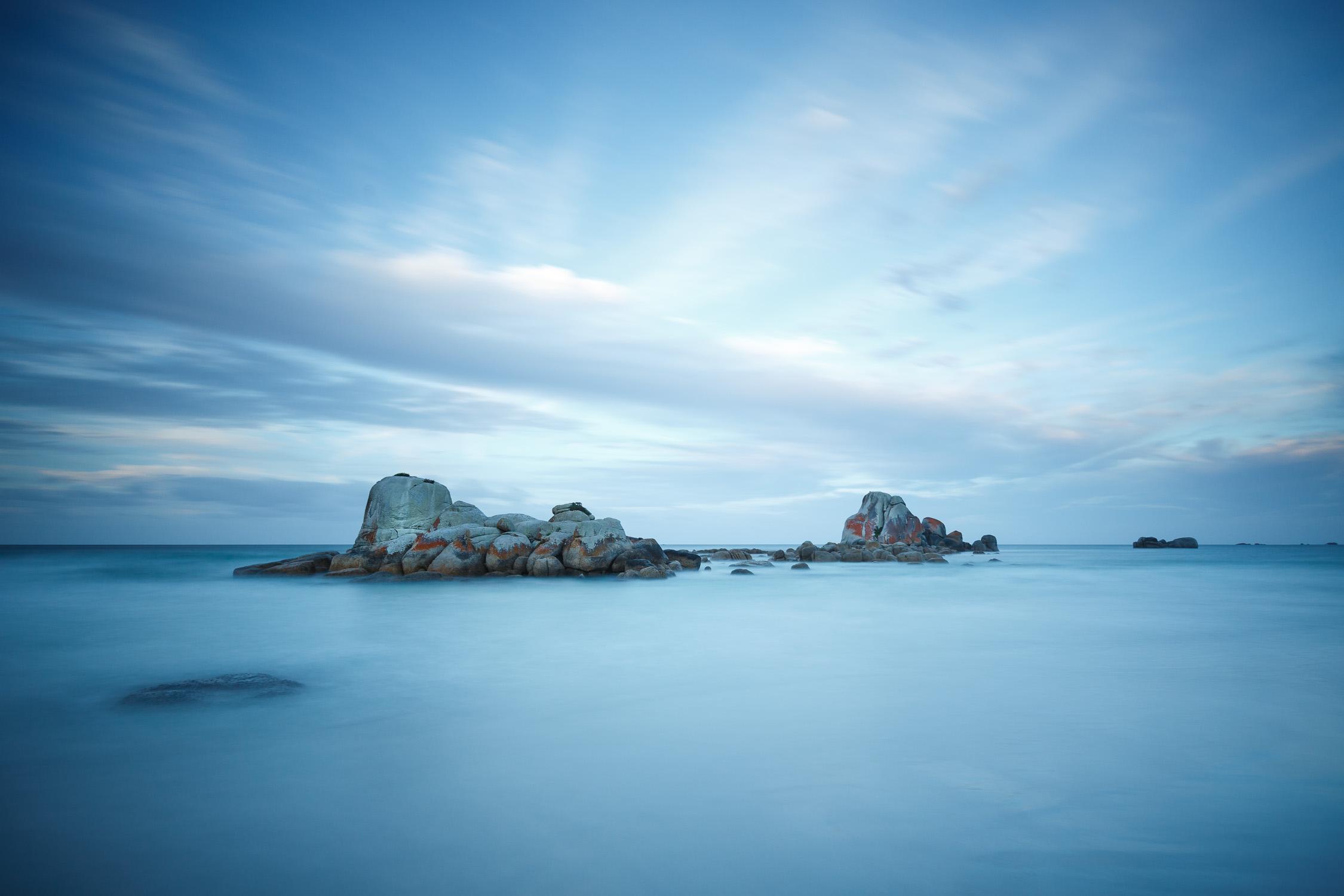 Picnic Rocks seascape