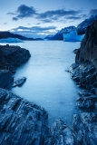 Lago Grey inlet
