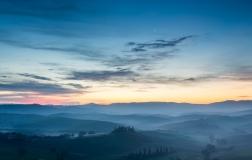Belvidere pre-dawn