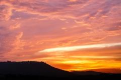 Sunset skyline 1