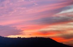 Sunset skyline 2
