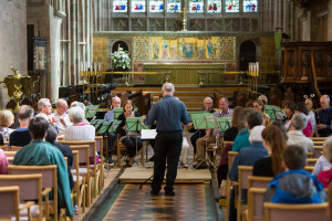 Malvern Priory Concert